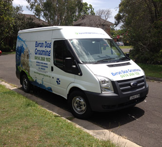 Byron Bay Mobile Dog Grooming
