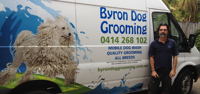 Byron Mobile Dog Grooming